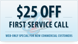 $25 Off First Service Call